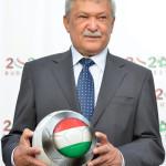 Шандор Чані, голова Угорської футбольної асоціації