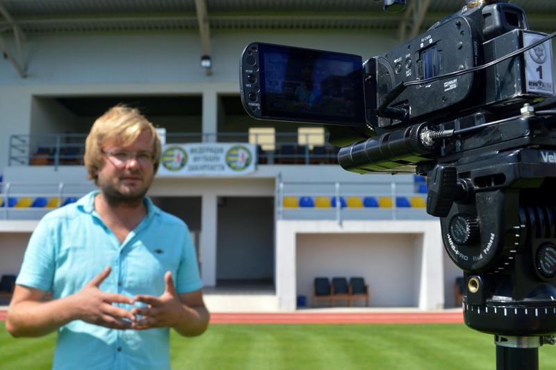 Про футбол на Виноградівщині розкажуть і покажуть у програмі «Про футбол з Віталієм Біровчаком»