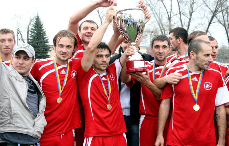 2010 рік Гуркап чемпіон кубок