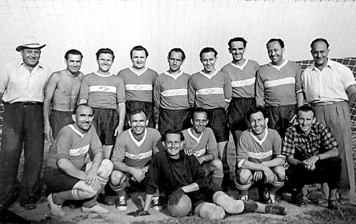 Ushgorod Spartak-1969